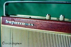 Schalt dein Radio ein # Image016_18 # Nikon F3 Kodak Portra160 - 2018 (íṛíṡíṡôṗĕñ ◎◉◎) Tags: nikon f3 kodak portra film analog farbe color negativ irisisopen