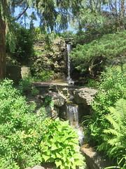 Rock Garden 3 (D. S. Hałas) Tags: halas hałas canada ontario wentworthcounty hamilton royalbotanicalgardens botanicalgarden rockgarden waterfall