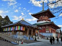 Great Pagoda of Peace (平和大塔) (pantkiewicz) Tags: japan narita 日本 成田 成田山 naritasan pagoda 平和大塔