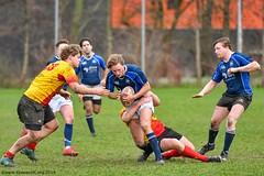 K1D10933 Amstelveen ARC2 v Rams RFC (KevinScott.Org) Tags: kevinscottorg kevinscott rugby rc rfc amstelveenarc ramsrfc apeldoorn 2019