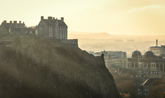 Edinburgh castle, Scotland (GCampbellHall) Tags: edinburgh scotland castle