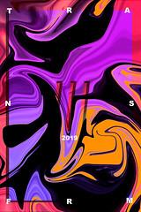 Transformation 09 (anyarichardson123) Tags: marble colour vibrant transform orange transformation 3d swirl