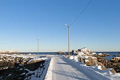 Au-delà du cercle polaire, 2012 / Beyond the polar circle, 2012 (Joseff_K) Tags: nikon nikond80 d80 audeladucerclepolaire beyondthepolarcircle tamron1750mmf28 norvege norway norge noreg kongeriketnoreg kongerketnorge mer sea coast neige snow merdenorvege norwegiansea