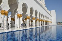 Abu Dhabi - Gran Mezquita Sheikh Zayed (eduiturri) Tags: abudhabi granmezquitasheikhzayed ngc