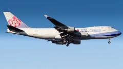 Boeing 747-409F B-18718 China Airlines Cargo (William Musculus) Tags: aviation plane airplane spotting airport b18718 china airlines boeing 747409f cargo frankfurt am main rhein frankfurtmain fraport fra eddf 747400f ci cal