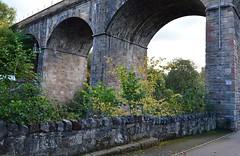 Railway Viaduct, Kilmarnock, Ayrshire, Scotland. Light. (Phineas Redux) Tags: railwayviaductkilmarnockayrshirescotland scottishrailwayviaducts scottishtowns kilmarnockayrshirescotland scottishlandscapes scottishscenery ayrshirescotland scotland