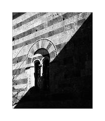 Contrast n. 11 (Franco & Lia) Tags: contrasto contrast sanpietro sorres basilica borutta sardegna sardinia biancoenero schwarzundweiss noiretblanc blackwhite