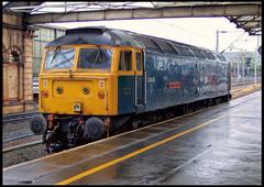 47840 (saltley1212) Tags: class47 478 47840 north star crewe station platform 12
