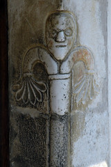 Burgusio - Pfarrkirche Burgeis - 2 (antonella galardi) Tags: altoadige sudtirol bolzano valvenosta 2011 malles burgusio chiesa pfarrkircheburgeis particolare
