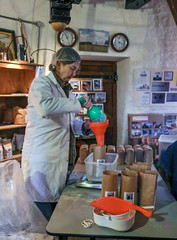 Holgate Windmill milling day - 05