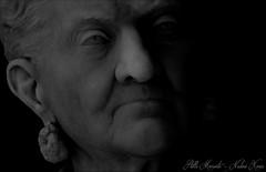The Old Lady.... (darkangel1910) Tags: monumentale cimitero staglieno genova genua bella italia italy italien italienliebe italienisch lady europa europe erinnerung erinnerungenfesthalten liebe love leidenschaft liebezurfotografie passion pictures photo photography schwarzundweis blackandwhite cemeteries cemetery cimetière campo santo stille momente friedhof friedhöfe forthelovetothedetail fotografie graveyard grabmal grabstätte gedenksteine gravestones grabmäler grab grief gruftenhalle gruftengang gottesacker grabstein gothic urlaub ausdemherzenfotografiert unvergesslich sommerurlaub silent moments morte memories memory arte art kunst kunstwerk bildhauerkunst beautiful