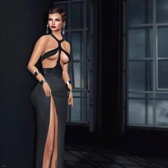 ♥ (♛Lolita♔Model-Blogger) Tags: lolitaparagorn secretdesert luanesworld blog blogger beauty blogs bodymesh bento