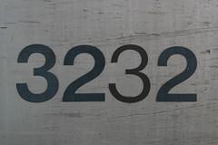 3232, London St Pancras, August 29th 2009 (Southsea_Matt) Tags: 3232 373232 class373 eurostar tgv tmst alstom emu electricmultipleunit londonstpancras greaterlondon england unitedkingdom train railway railroad canon 30d august 2009 summer vehicle transport number