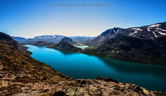 "Jotunheimen (""Home of the Giants"") National Park is a national park in Norway, recognized as one of the country's premier hiking and fishing regions. (Jorge Falck Photography) Tags: jotunheimennasjonalpark jotunheimen gjendevannet gjendebåten gjendevatnet gjende besseggen knutshøe norway norwegianlandscapes norge hiking fishing summer mountains landscapephotography landscape landscapes lake snow visitnorway june jorgefalckphotography beautiful landscapedreams ngc canon"