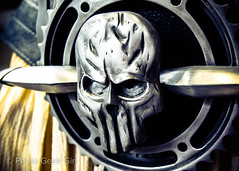 Project 365/Day 71: Immortan Joan Belt Buckle