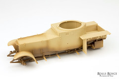 Rolls Royce wip (Andy R Moore) Tags: meng scalemodel 135