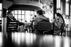 P2JG6543 (jojotaikoyaro) Tags: kichiojoji musashino tokyo japan fujifilm street streetphography snapshot candid monochrome xpro2 voigtlander nokton noktonclassics 35mmf14