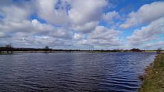 Flooded fields (Steenjep) Tags: landskab landscape field mark himmel sky regn rain vand water flooded oversvømmet cloud herning jylland jutland danmark denmark
