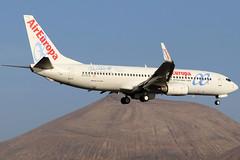 EC-KCG_03 (GH@BHD) Tags: eckcg boeing 737 738 737800 b737 b738 ux aea aireuropa aircraft aviation airliner ace gcrr arrecifeairport arrecife lanzarote