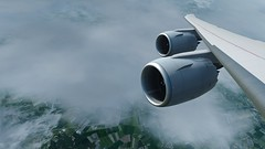[P3D v4.4] commecing approach rwy 17L (danielrds) Tags: p3d prepar3d boeing 748 b748 b747 vatsim fra mxp eddf limc online wet aviation aircraft heavy cpa38 cx38