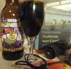 Nightvision (JoséDay) Tags: hetuiltje brouwerij brewery dutchbeers dubbelstout stilleven opdetafel table creativetabletopgroup flickrstar flickrsun flickrphotography flickrpro panasonic tz10 dmctz10 bier beer ilovebeergroup imperialstout nightvision