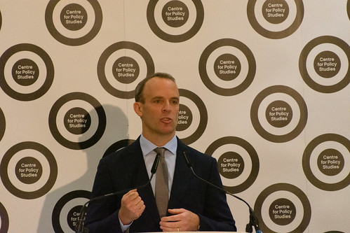 Dominic Raab MP speech 14.01.2019