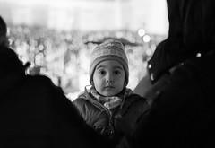 Frozen (ana_kapetan_design) Tags: emotion frozen bw blackandwhite street child