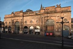 Old Fish Market, Glasgow (David_Leicafan) Tags: xpro2 xf1428 glasgow fishmarket briggait