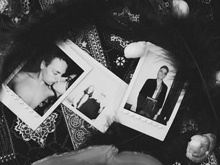 Aousten Saw & Jakub-Monika polaroids from Gran Canaria (taken in 2018), 2019.