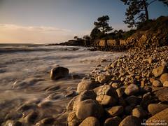 matinée à la pointe de Sainte-Marine (Paul Kerrien) Tags: finistere poselongue bzh bretagne bigouden rivage matin