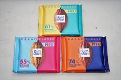 Ritter Sport Kakao Klasse (Like_the_Grand_Canyon) Tags: chocolate schokolade 61 55 74