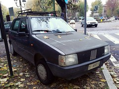 Fiat Uno 60 S 1987 (LorenzoSSC) Tags: fiat uno 60 s 5porte 1987