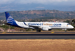 HK-4456 Copa Colombia E190 (twomphotos) Tags: plane spotting mroc sjo rwy07 rwy25 aircraft copacolombia embraer e190 connectmiles speciallivery bestofspotting