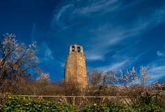 Hasta el cielo se eleva. (Jesus_l) Tags: europa españa segovia ayllón castillo torredelamartina jesúsl