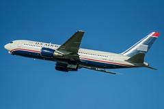 US Airways - Boeing 767-2B7ER N251AY @ London Heathrow (Shaun Grist) Tags: n251ay us usairways boeing 767 767200 lhr egll london heathrow aircraft airline aviation