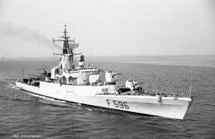f-596-luigi-rizzo-1962-11-04-taranto-6_14086897265_o (t.libra) Tags: warships corvette taranto marinamilitare