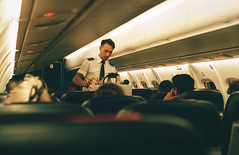 0076-0307-25 (jimbonzo079) Tags: kgs ath flight gq 289 athens kos greece 2018 canon ae1 fd 50mm f18 lens agfa vista plus 400 vistaplus aircraft airplane air interior indoor people line aviation sky express trip travel world analog film 35mm 135 color colour art vintage old hellas kalymnos summer vacation onboard transport passenger canonae1 fd50mmf18 agfavistaplus400 agfavista400 vistaplus400agfa plusagfa vistaflight attendant night
