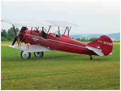 Travel Air 4000 - 378 - NC4418 | Aero Vintage Academy (Aerofossile2012) Tags: avion aircraft aviation meeting airshow laferté 2017 aérovintageacademy travel air 4000 378 nc4418 | aero vintage academy
