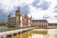 LE CHATEAU DE CHANTILLY (guenael'photo LP) Tags: château parc jardin architecture oise monument