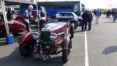 1930 Aston Martin International (Jan Potocki) (RoyCCCCC) Tags: vscc silverstone astonmartin