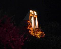 Chapel of the Holy Cross (MarinSD) Tags: arizona night landmark church sedona