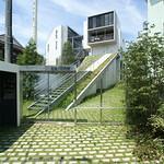 集合住宅(重層長屋建て)の写真