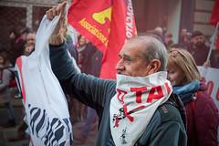 """I """"temibili"""" NO TAV (piper969) Tags: people turin torino notav manifestazione protesta valsusa trenoadaltavelocità"""