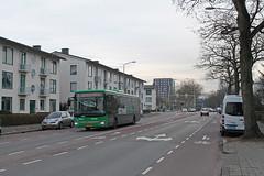 Qbuzz 6502 - Dordrecht, Krispijnseweg (Daniël Bleumink) Tags: qbuzz bus stadsbuzz dordrecht iveco crosswayle
