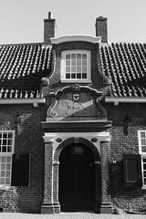 Beyerskameren (1597) (just.Luc) Tags: utrecht holland building gebouw gebäude bâtiment architectuur architecture architektur arquitectura nederland paysbas niederlande netherlands bn nb zw monochroom monotone monochrome bw europa europe