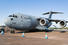 177705 (Andras Regos) Tags: aviation aircraft plane fly airport ffd egva fairford riat riat2018 airtattoo airshow display static canada canadianaf canadianarmedforces airforce military transport boeing c17 cc177 globemaster globemasteriii