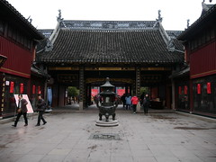 City God Temple of Shanghai (SpirosK photography) Tags: shanghai china κίνα σανγκάη city urban holyplace worship