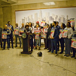 City of Chicago Aldermanic Candidates Press Conference to Support Civilian Police Accountability Council Chicago Illinois 1-9-19 5569 thumbnail