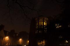 Mansion in Darkness.. (mnich966) Tags: mansion darkness aberdeen university night mood