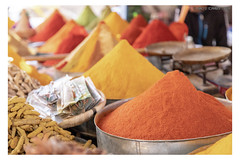 Spicy! (Mirko Daniele Comparetti) Tags: ma marocco morocco market marrakechexpress2019 mercato souk spezie spice